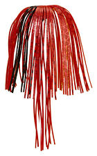 Strike King Skirts PFT32-212 Magic Tails Red Crawfish Perfect Replacement