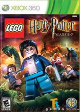 LEGO Harry Potter: Years 5-7 Xbox 360 New Xbox 360