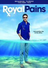 ROYAL PAINS SEASON 3 VOLUME 2 New Sealed 2 DVD Set