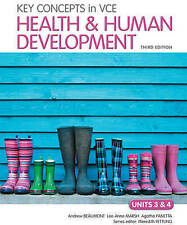 Health Education Textbooks in English 3 Units