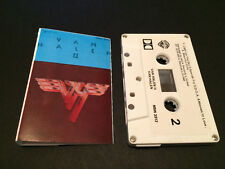VAN HALEN II NEW ZEALAND CASSETTE TAPE