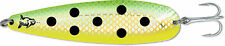 Rhinotrolling Spoon Mag 115mm Gold Green Dolphin