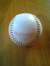 Vintage Dudley Thunder  Offiziell Softball gwsp-47/SB 11L  Zertifizierter Rot