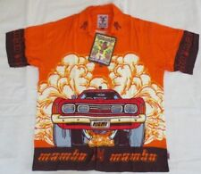 Mambo Hawaiian Casual Shirts for Men