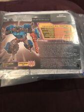 Botcon 2010 Transformers Attendee Only Bonus Figure G2 Slice Slicer