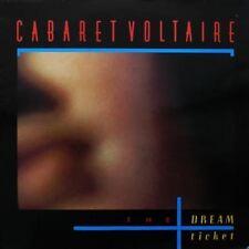 """The Dream Ticket 12"""" (UK 1983) : Cabaret Voltaire"""