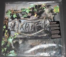 THE DAMNED black album USA 2-LP new sealed GREY MARBLED VINYL limited #495/500