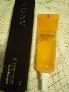 Avon Nail Experts Vitamin C Cuticle Gel