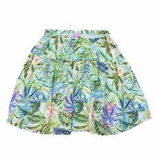 Lisa Rose tropical skirt - girl's size 14 - EUC