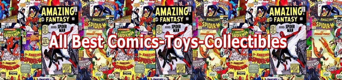 All Best Comics-Toys-Collectibles