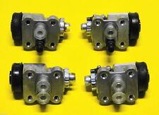 Bremszylinder Satz für Suzuki LJ80 Vorderachse 4x Radbremszylinder   0617