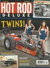 HOT ROD DELUXE Magazine - March, 2012