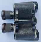 1951 East German DDR NVA Field Binoculars 6x30 - Range Reticle - Bakelite Cups