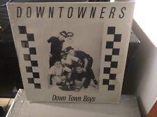 Downtowners – Down Town Boys LP 1989 Tasmania Records – TAS 005 Come Nuovo