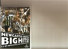 NEWCASTLE UNITED BIG HITS DVD FOOTBALL 12 MOST MEMORABLE MATCHES FOOTBALL