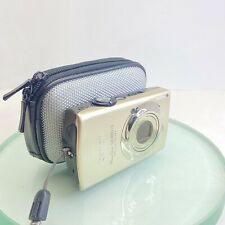 Canon PowerShot Digital ELPH SD880 IS 10.0MP - Gold, Cased ,TESTED, No charger#2