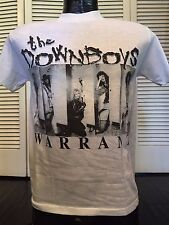Vtg 89 Warrant Tour Shirt Sz S Rock Ratt Metal Dokken Dio Poison Vixen Crue Skid
