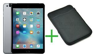 Apple iPad Mini 4 A1550 128GB WiFi + Cellular Space Grey A Rechnung mit MwSt.