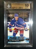 2016-17 Upper Deck Pavel Buchnevich Young Guns Rookie BGS 9.5