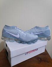 Nike Air Vapormax Flyknit Grey/White 10UK Running