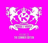 Various - Kontor House of House Vol.23-the Summer Edition - CD