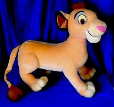 Disney 2002 Simba The Lion King Large Stuffed Plush Collectible Toy 18 Inches