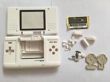 Austausch Ersatz Komplett Gehäuse für Nintendo DS NDS in White