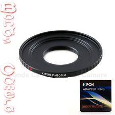 Kipon C mount CCTV 16mm lens to Canon EOS M EF-M Mount Mirrorless Camera Adapter