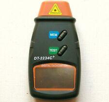 Tachymètre laser LCD Digital sans contact 1/99999T/mn/VENDEUR FRANCAIS/EXP de FR