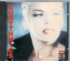 CD ALBUM 9 TITRES--EURYTHMICS--BE YOURSELF TONIGHT--1985