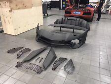 Aventador LP750SV LP700 Carbon Vorne Stoßfänger hinter Spolier Lamborghini