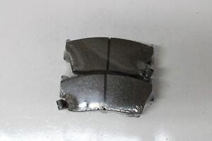 Disc Brake Pad Set-Semi Metallic Pads Front Raybestos RPD418