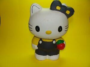 Hello Kitty Piggy Bank Used