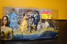Figure Disney Beauty and the Beast Enchanted Figurine Set - New w/Tag
