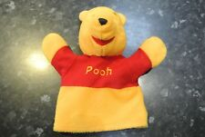 Original Vintage WINNIE THE POOH Hand Puppet by Marks and Spencer
