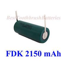 Sonicare Elite Toothbrush Replacement Repair Battery, FDK NiMH 2150 mAh