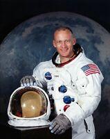 """EDWIN """"BUZZ"""" ALDRIN APOLLO 11 ASTRONAUT - 8X10 NASA PHOTO (EP-507)"""