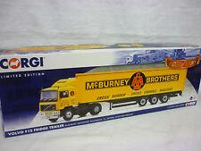 Corgi Modern Truck/Haulage CC15513 Volvo F12 Fridge McBurney Transport Boxed
