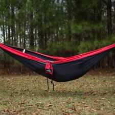 Castaway Hammocks Pa-8101Mp6 Double Travel Hammock-Red/Charcoal