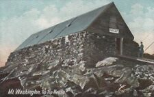 MT WASHINGTON , New Hampshire , 1900-10s; Tip Top House