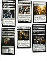 Worthy knight-Mono White Knights 60 CARD MTG Magic the Gathering Deck-Rares-RTP