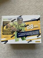 2020 NFL Donruss Football Blaster Box Fanatics Exclusive Mega Prizm Mosaic NBA