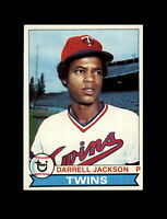 1979 Topps Baseball #246 Darrell Jackson (Twins) NM-MT