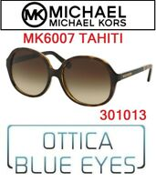 Occhiali da Sole MICHAEL KORS EYEWEAR MK 6007 TAHITI 301013 Sunglasses GAFAS SOL