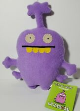 "RARE! Little Uglys ""NIIMAH"" Purple 8"" Original UGLYDOLL! RETIRED! Perfect Gift!"