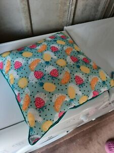 Two Waterproof Outdoor Cushions