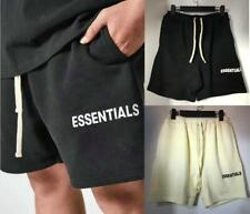Hip hop Fog Fear Of God Essentials Graphic Sweat Shorts