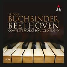 Complete Works For Solo Piano von Rudolf Buchbinder (2014)