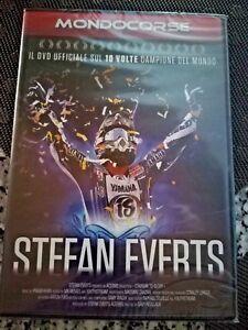 """Stefan Everts Il """"DVD"""" Ufficiale 10 Volte Campione Del Mondo Mondo Corse """"Sport"""""""