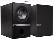 KEF Q100 MONITOR SPEAKERS NEW IN BOX